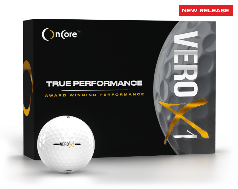 Buy VERO X1 Golf Balls - OnCore Golf