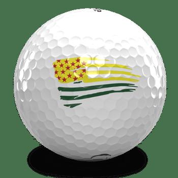 Veteran's Day Golf Ball