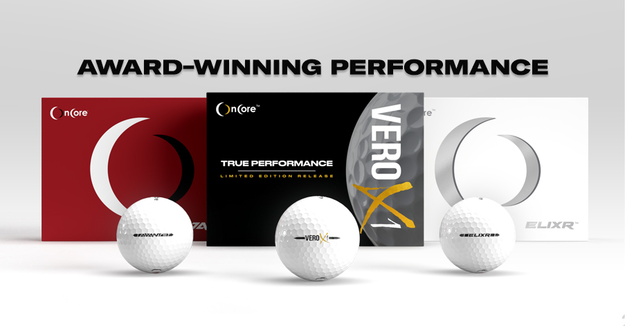 Award Winning Golf Balls - Shop Online!