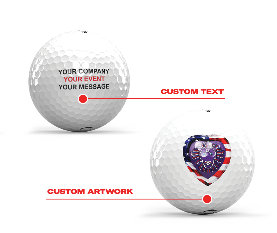 Customize Golf Balls Online - OnCore Golf