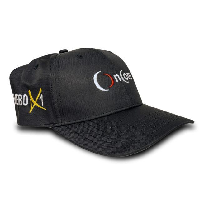 Classic Black OnCore Golf Hat - VERO X1